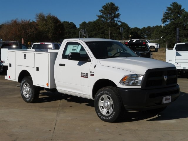 2018 Ram 2500 Regular Cab 4x4,  Warner Service Body #DZ8062 - photo 5