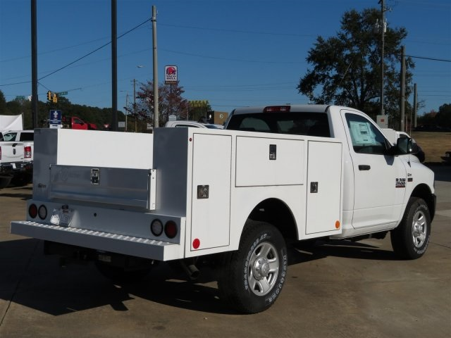 2018 Ram 2500 Regular Cab 4x4,  Warner Service Body #DZ8062 - photo 2