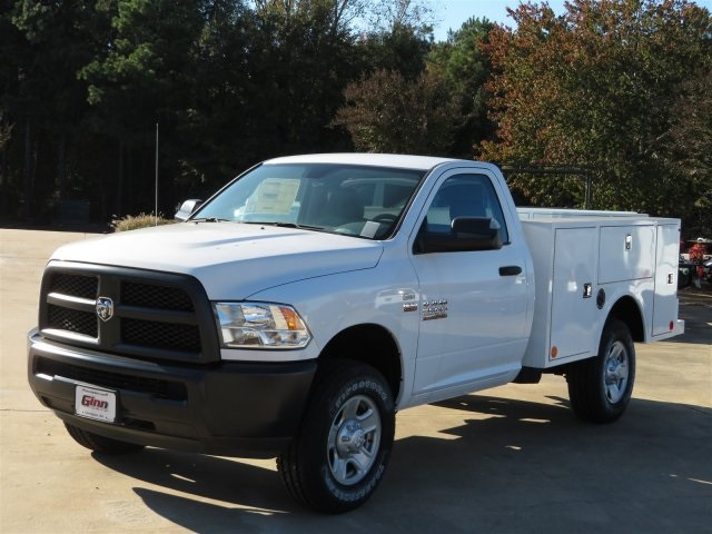 2018 Ram 2500 Regular Cab 4x4,  Warner Service Body #DZ8062 - photo 8