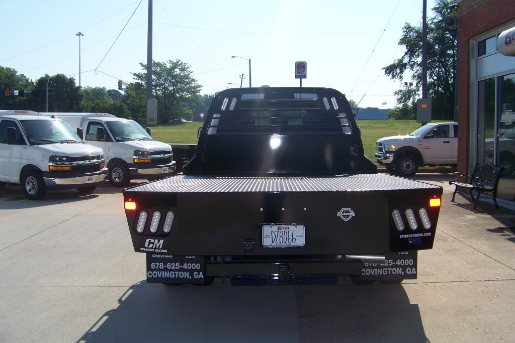 2018 Ram 3500 Crew Cab DRW 4x4,  CM Truck Beds Platform Body #DZ8065 - photo 7