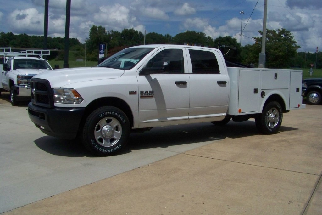 2018 Ram 2500 Crew Cab 4x4,  Warner Service Body #DZ8087 - photo 3