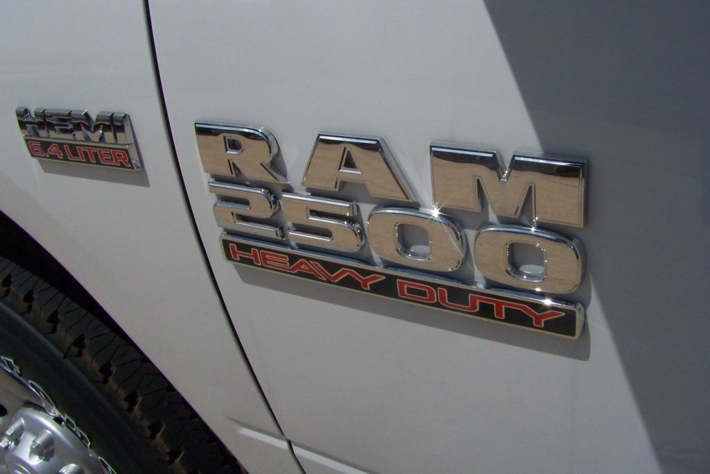 2018 Ram 2500 Crew Cab 4x4,  Service Body #DZ8125 - photo 7