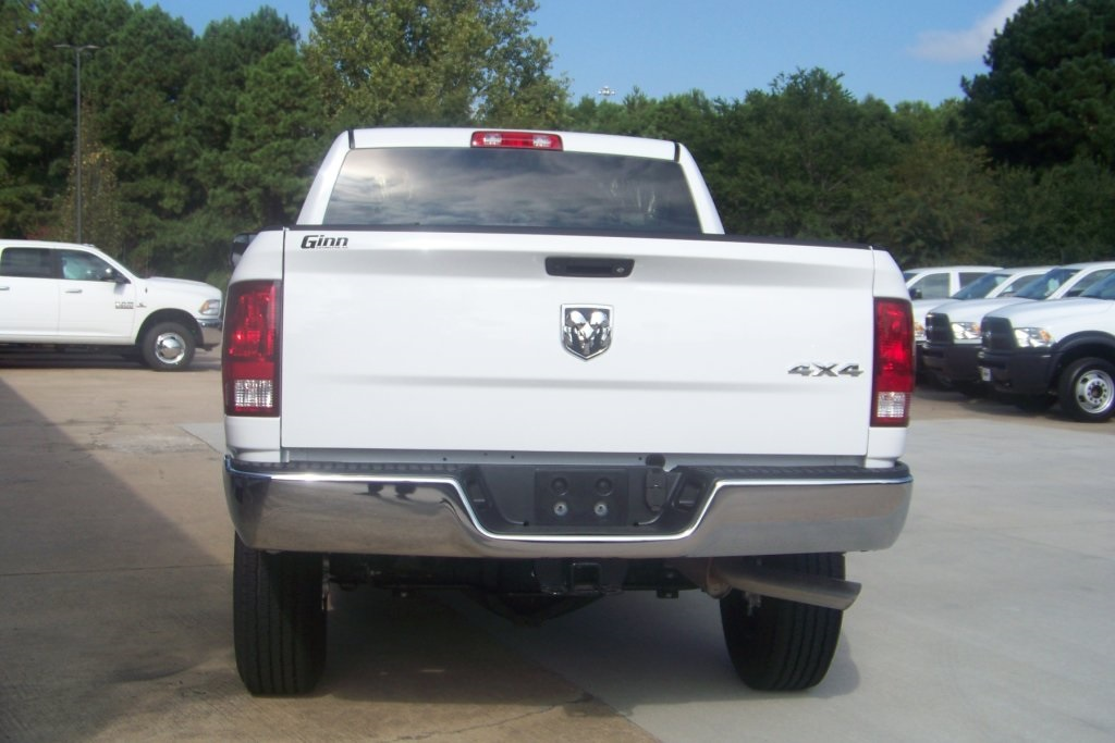 2018 Ram 2500 Crew Cab 4x4,  Pickup #DZ8133D - photo 4