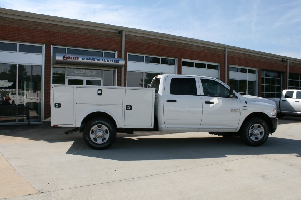 2018 Ram 2500 Crew Cab 4x2,  Knapheide Service Body #DZ8197 - photo 2
