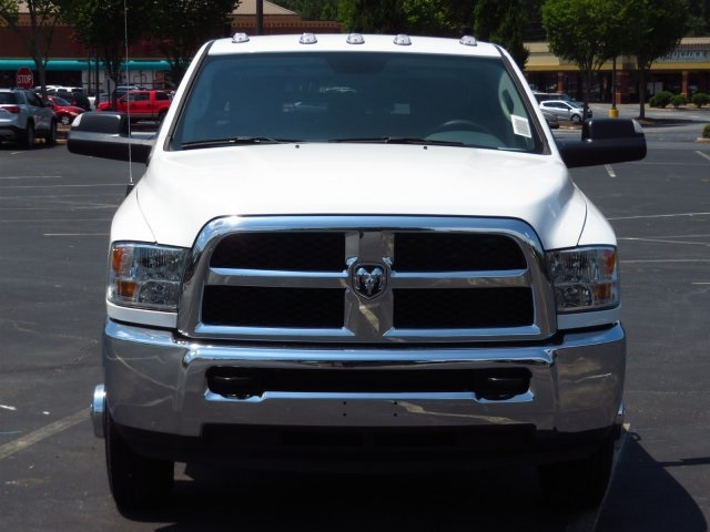 2018 Ram 3500 Crew Cab DRW 4x4,  Platform Body #DZ8210 - photo 3
