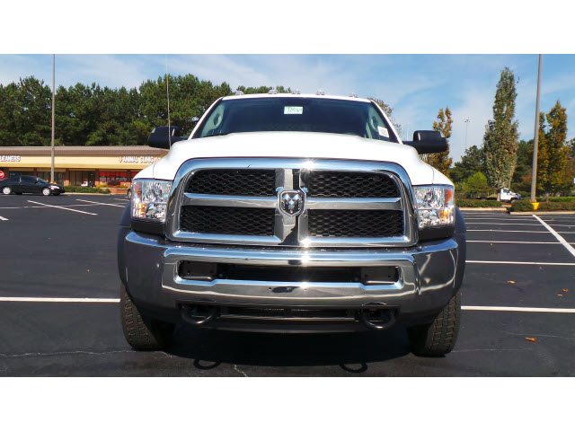 2015 Ram 4500 Crew Cab DRW 4x4, Knapheide Platform Body #JZ5464 - photo 7