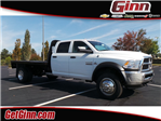 2015 Ram 4500 Crew Cab DRW 4x4, Knapheide Platform Body #JZ5464 - photo 1