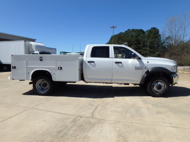 2015 Ram 4500 Crew Cab DRW, Knapheide Service Body #JZ5764 - photo 3