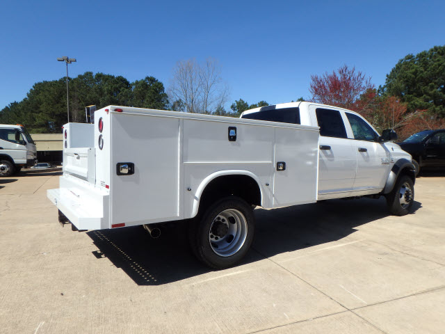 2015 Ram 4500 Crew Cab DRW, Knapheide Service Body #JZ5764 - photo 2