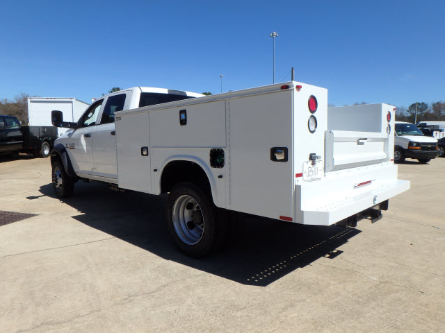 2015 Ram 4500 Crew Cab DRW, Knapheide Service Body #JZ5764 - photo 4