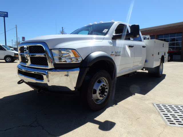 2015 Ram 4500 Crew Cab DRW, Knapheide Service Body #JZ5764 - photo 5