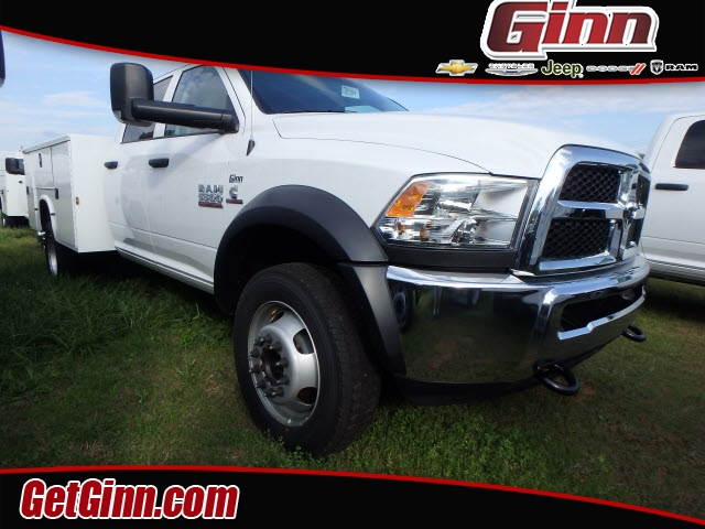2015 Ram 5500 Crew Cab DRW 4x4, Knapheide Service Body #JZ5844 - photo 25