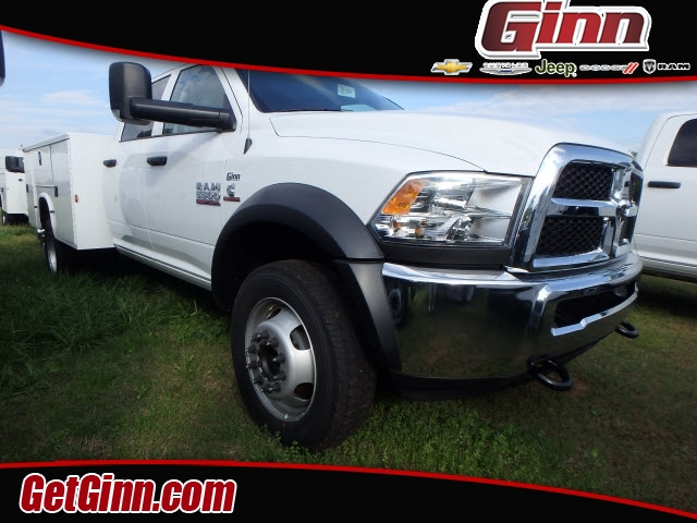 2015 Ram 5500 Crew Cab DRW 4x4, Knapheide Service Body #JZ5844 - photo 13