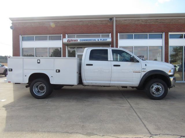 2015 Ram 5500 Crew Cab DRW 4x4, Knapheide Service Body #JZ5844 - photo 3