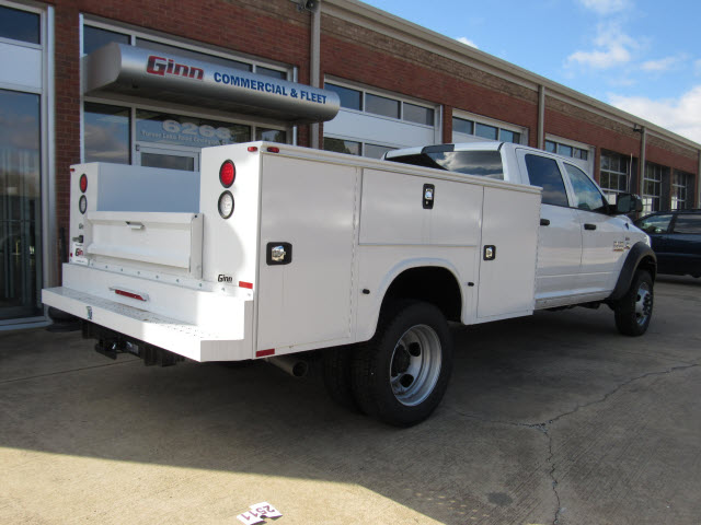 2015 Ram 5500 Crew Cab DRW 4x4, Knapheide Service Body #JZ5844 - photo 2