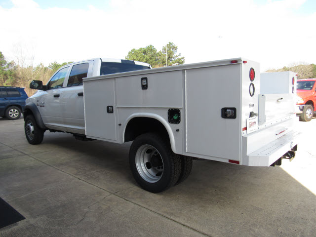 2015 Ram 5500 Crew Cab DRW 4x4, Knapheide Service Body #JZ5844 - photo 5