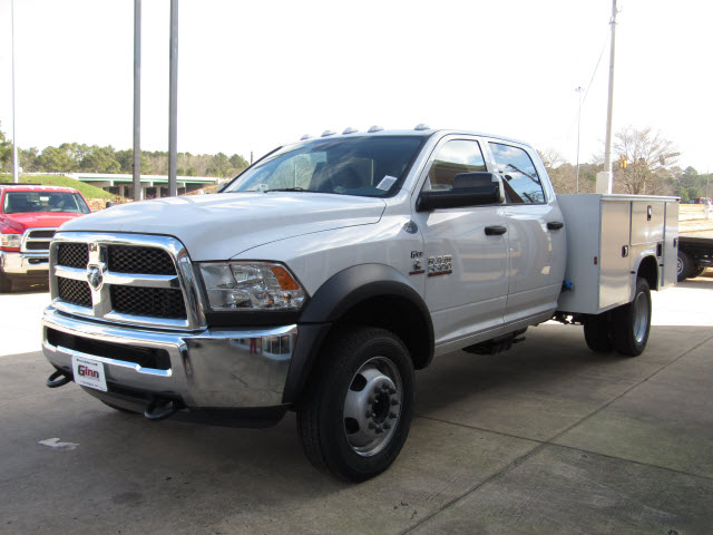 2015 Ram 5500 Crew Cab DRW 4x4, Knapheide Service Body #JZ5844 - photo 6