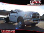 2016 Ram 3500 Crew Cab DRW 4x4, Knapheide Platform Body #JZ6585 - photo 1