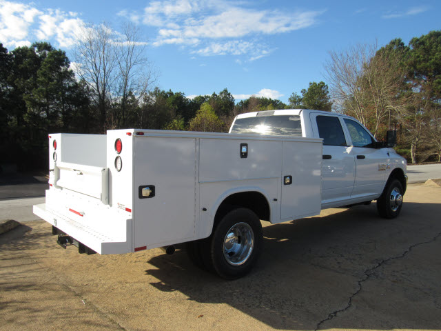 2016 Ram 3500 Crew Cab DRW, Knapheide Service Body #JZ6587 - photo 2