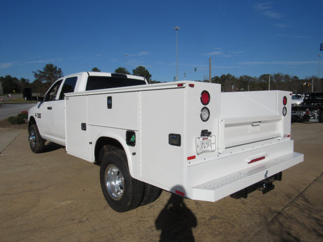 2016 Ram 3500 Crew Cab DRW, Knapheide Service Body #JZ6587 - photo 4