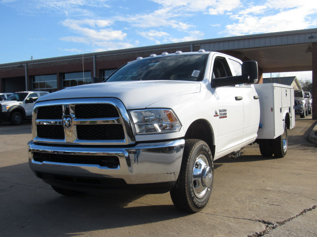 2016 Ram 3500 Crew Cab DRW, Knapheide Service Body #JZ6587 - photo 5