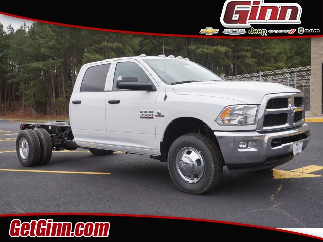 2016 Ram 3500 Crew Cab DRW, Service Body #JZ6624 - photo 17