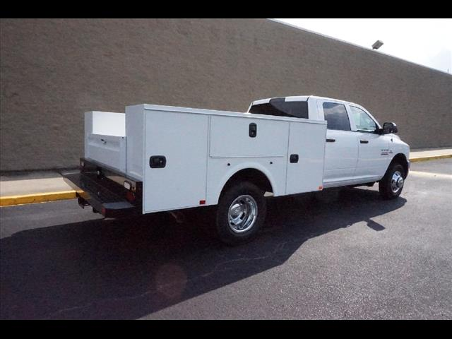 2016 Ram 3500 Crew Cab DRW, Service Body #JZ6624 - photo 2