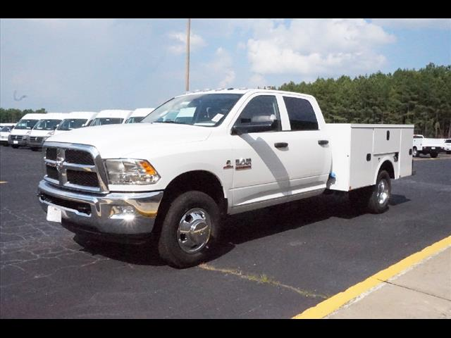 2016 Ram 3500 Crew Cab DRW, Service Body #JZ6624 - photo 5