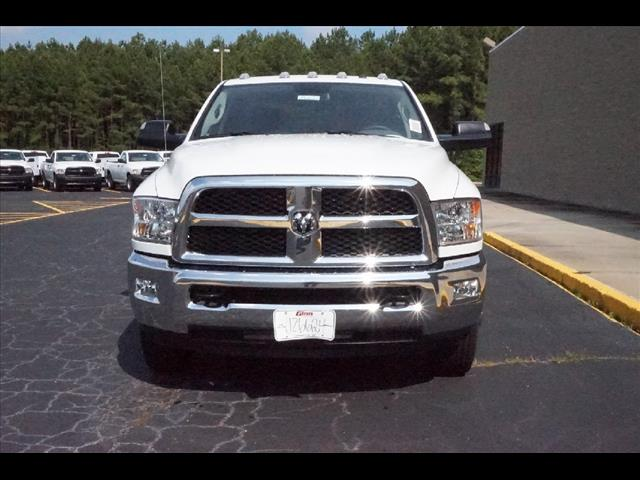 2016 Ram 3500 Crew Cab DRW, Service Body #JZ6624 - photo 6