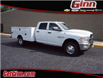 2016 Ram 3500 Crew Cab DRW, Service Body #JZ6624 - photo 1