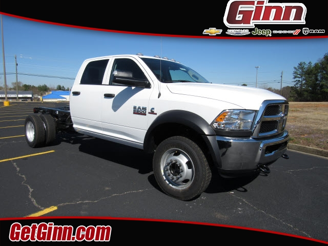 2016 Ram 5500 Crew Cab DRW, Wrecker Body #JZ6785 - photo 3