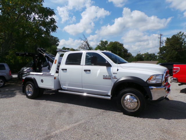 2016 Ram 5500 Crew Cab DRW, Wrecker Body #JZ6785 - photo 7