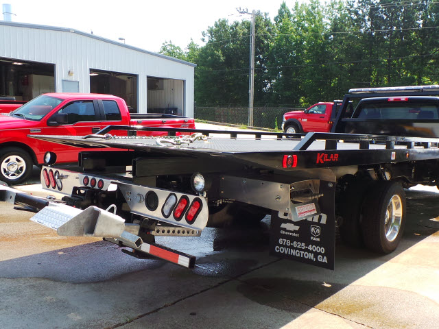 2016 Ram 5500 Regular Cab DRW, Rollback Body #JZ6951 - photo 2