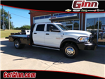 2017 Ram 4500 Crew Cab DRW 4x4, Platform Body #JZ7366 - photo 1