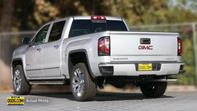 2018 Sierra 1500 Crew Cab 4x4,  Pickup #B10010 - photo 2