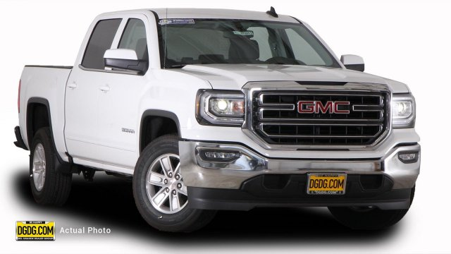 2018 Sierra 1500 Crew Cab,  Pickup #B7689 - photo 1