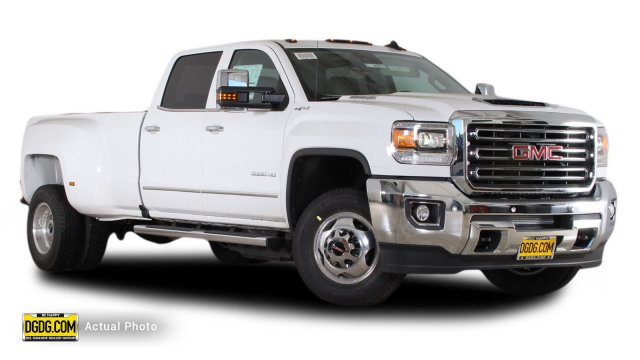 2018 Sierra 3500 Crew Cab 4x4, Pickup #B8081 - photo 1