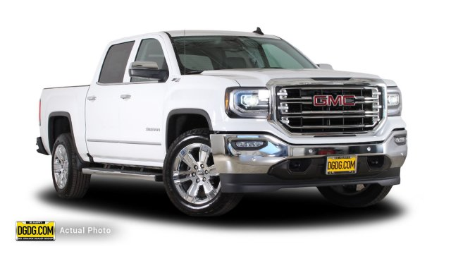 2018 Sierra 1500 Crew Cab 4x4, Pickup #B8088 - photo 1