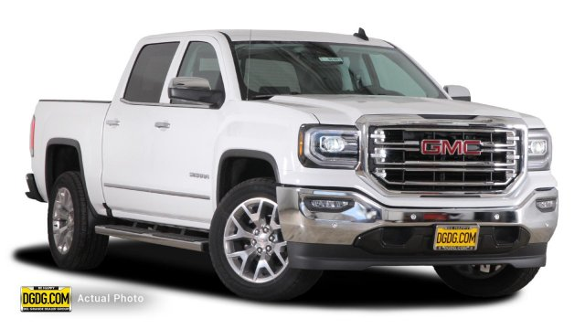 2018 Sierra 1500 Crew Cab, Pickup #B8101 - photo 1
