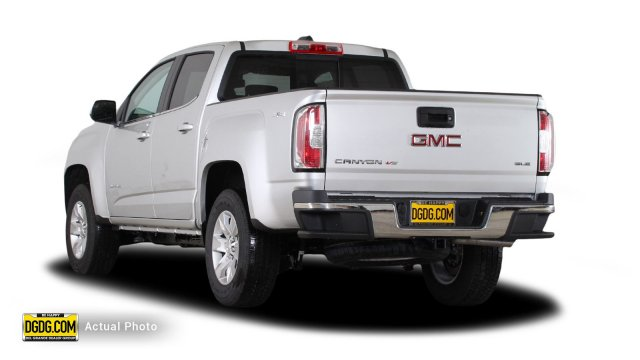 2018 Canyon Crew Cab 4x4, Pickup #B8172 - photo 2