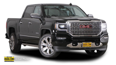 2018 Sierra 1500 Crew Cab 4x4,  Pickup #B8179X - photo 1