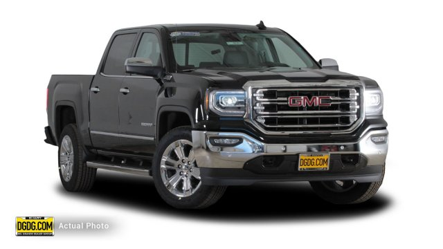 2018 Sierra 1500 Crew Cab 4x4, Pickup #B8301 - photo 1