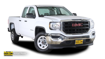 2018 Sierra 1500 Extended Cab 4x2,  Pickup #B8425T - photo 1