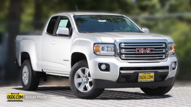 2018 Canyon Extended Cab 4x2,  Pickup #B8654 - photo 1