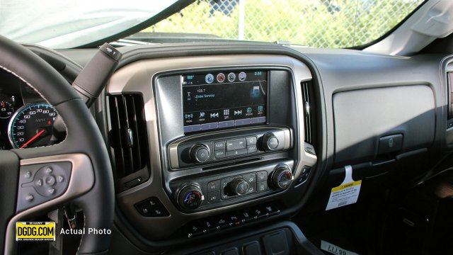 2019 Sierra 2500 Crew Cab 4x4,  Pickup #B8777 - photo 16
