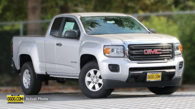 2019 Canyon Extended Cab 4x2,  Pickup #B8904 - photo 1