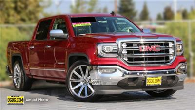 2018 Sierra 1500 Crew Cab 4x2,  Pickup #B8958T - photo 1