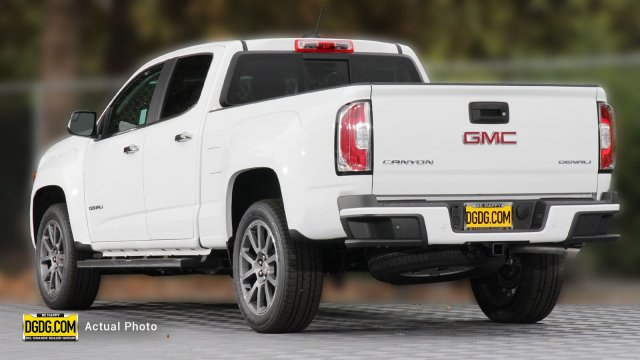 2019 Canyon Crew Cab 4x4,  Pickup #B8976 - photo 2
