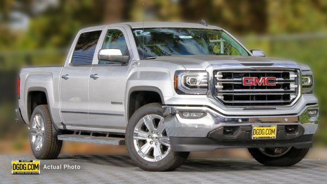 2018 Sierra 1500 Crew Cab 4x4,  Pickup #B8992 - photo 1