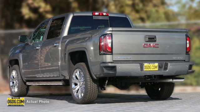 2018 Sierra 1500 Crew Cab 4x4,  Pickup #B8997 - photo 2